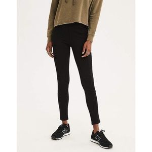 American Eagle Super stretch pull on jeggings